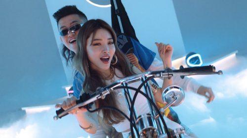 Rich Brian y Chung Ha cambian de época en el clip de 'These Nights'