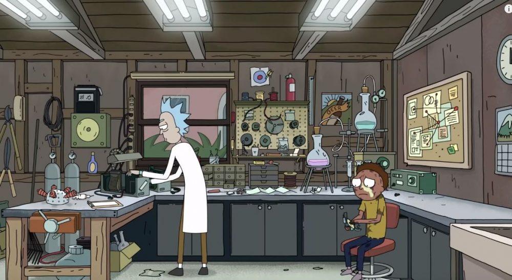 ¡Ya está disponible el tráiler de la cuarta temporada de «Rick y Morty»!