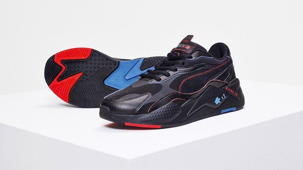 SEGA x PUMA presentan unas nuevas zapatillas RS-X3 de Sonic