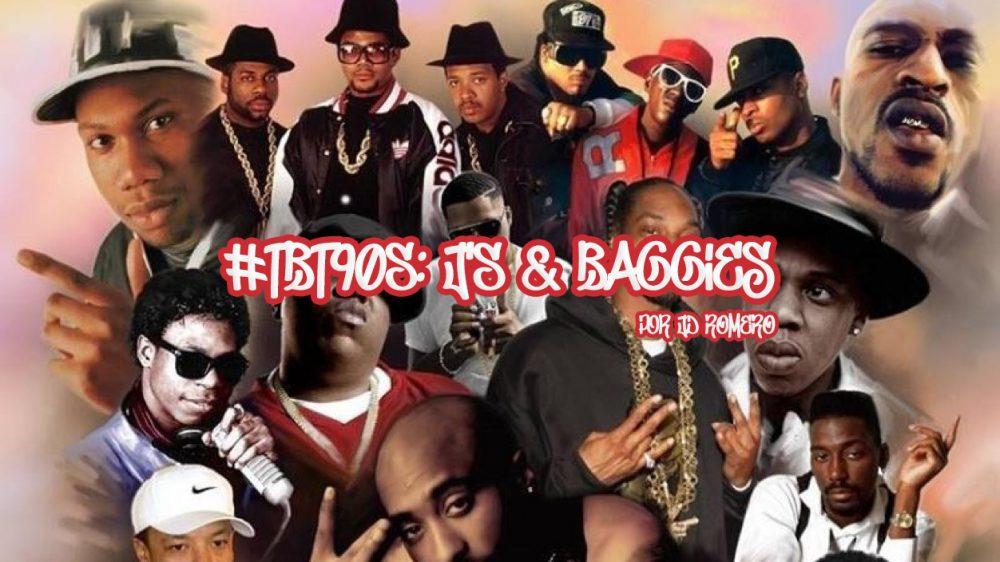 «#TBT90s: J's & Baggies» y el inicio de la leyenda Carter