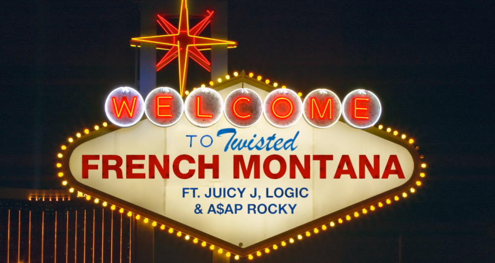 French Montana recluta a Juicy J, Logic y A$AP Rocky para 'Twisted'