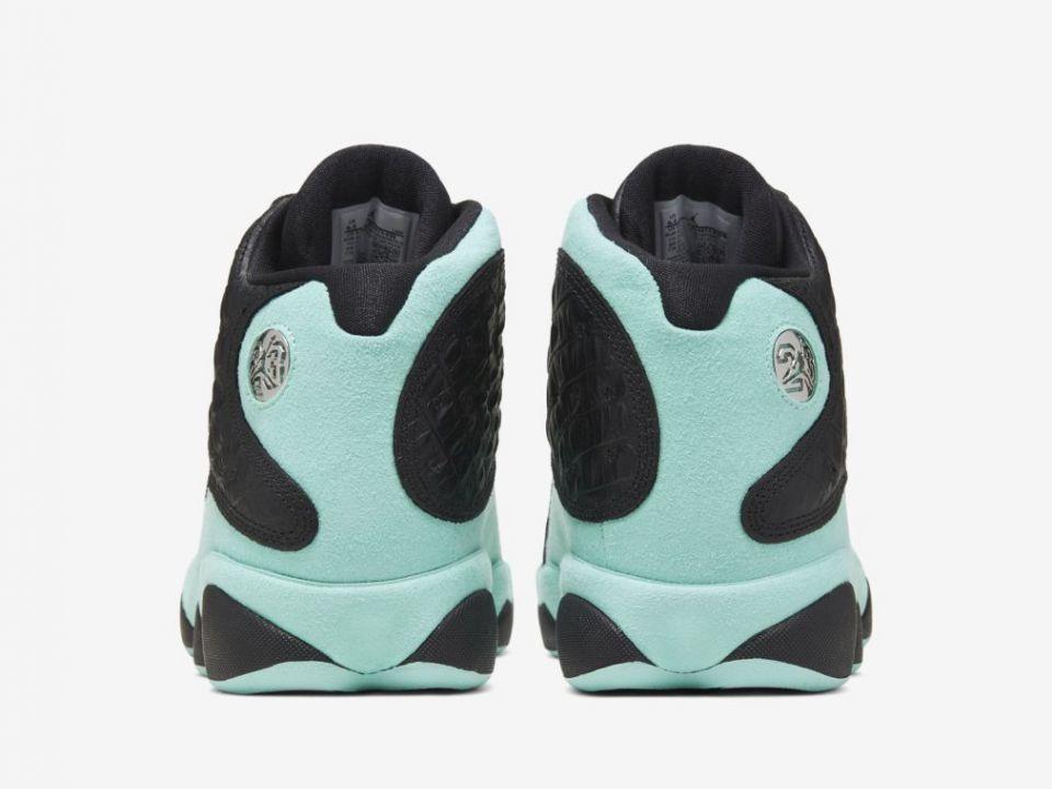 """13668@3x - Todos los detalles de las nuevas Air Jordan 13 """"Island Green"""""""
