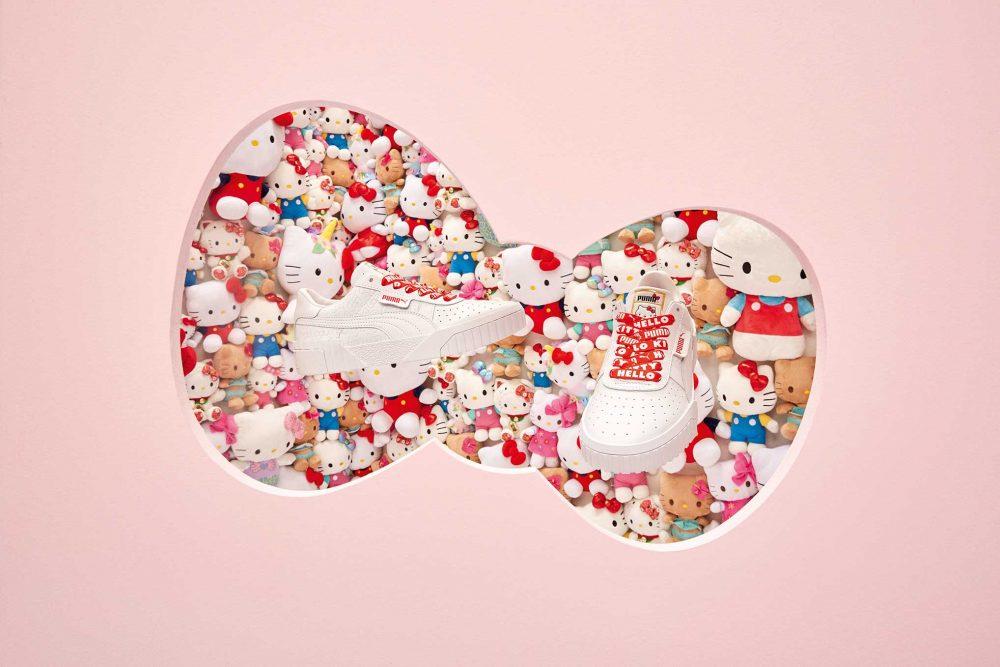 19AW xSP Hello Kitty Adult Product 0025 1000x667 - PUMA celebra el 45 aniversario de Hello Kitty con una nueva colección