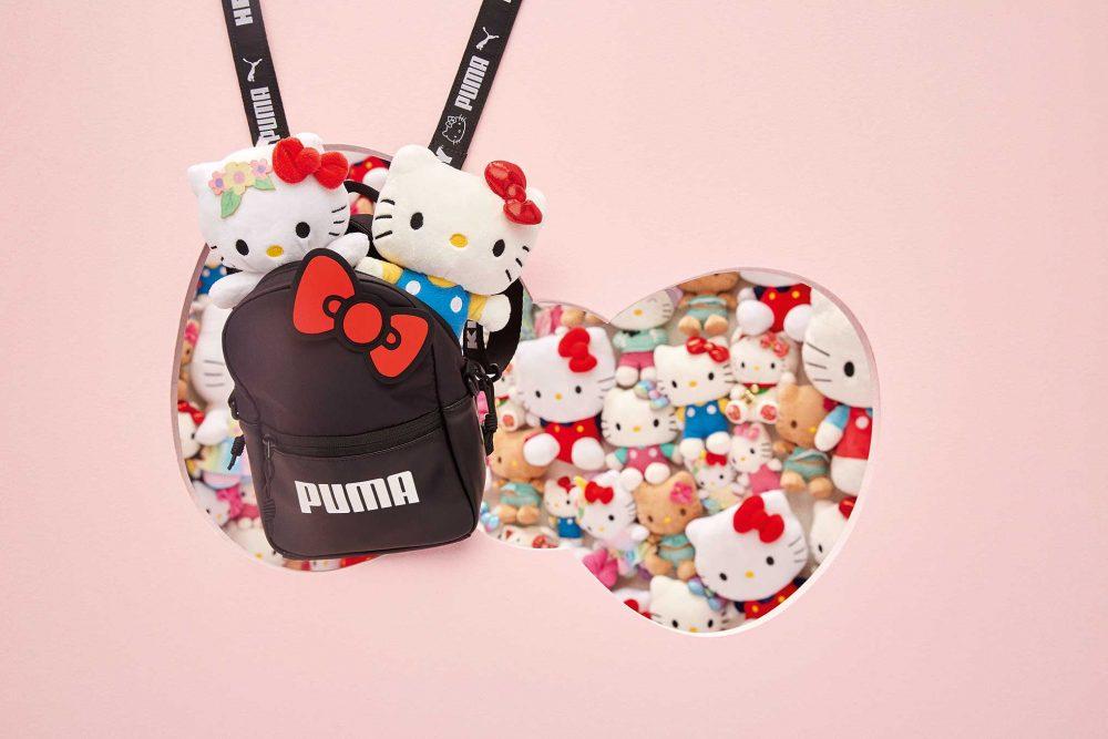 19AW xSP Hello Kitty Adult Product 0062 1000x667 - PUMA celebra el 45 aniversario de Hello Kitty con una nueva colección