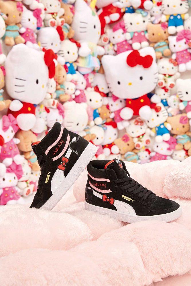 19AW xSP Hello Kitty Adult Product 0428 667x1000 - PUMA celebra el 45 aniversario de Hello Kitty con una nueva colección
