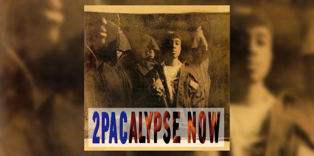 Celebramos los 28 años de la salida de '2Pacalypse Now' de Tupac Shakur