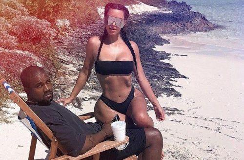 Kim Kardashian dice que «dejará de ser tan sexy» por petición de Kanye