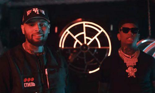 Yella Beezy y Chris Brown hacen equipo en 'Restroom Occupied'