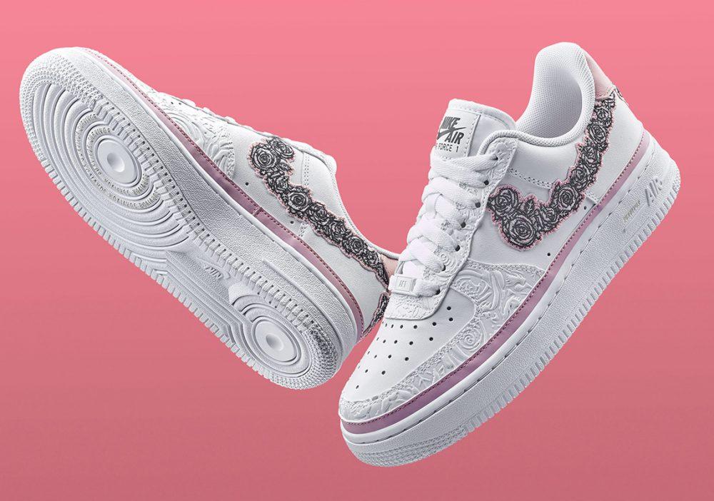Doernbecher Freestyle 2019 Nike Air Force 1 release date 1 1000x702 - Los niños de Doernbecher reinventan las zapatillas más clásicas de Nike