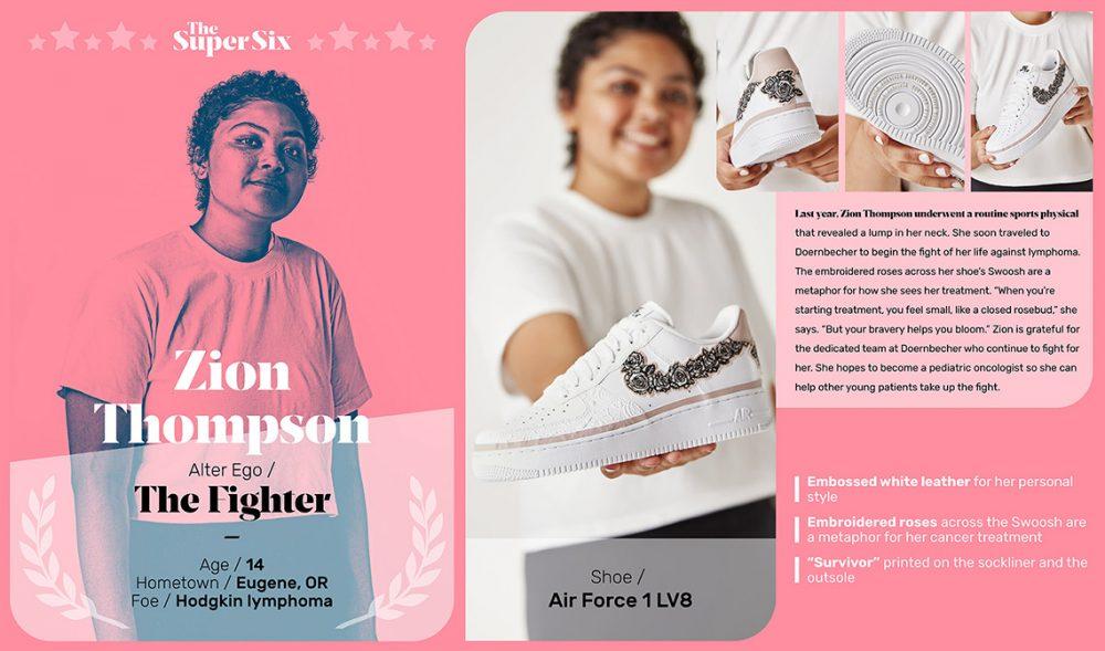 Doernbecher Freestyle 2019 Nike Air Force 1 release date 2 1000x589 - Los niños de Doernbecher reinventan las zapatillas más clásicas de Nike
