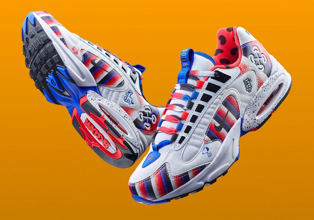 Doernbecher Freestyle 2019 Nike Air Max Triax 96 1000x702 - Los niños de Doernbecher reinventan las zapatillas más clásicas de Nike