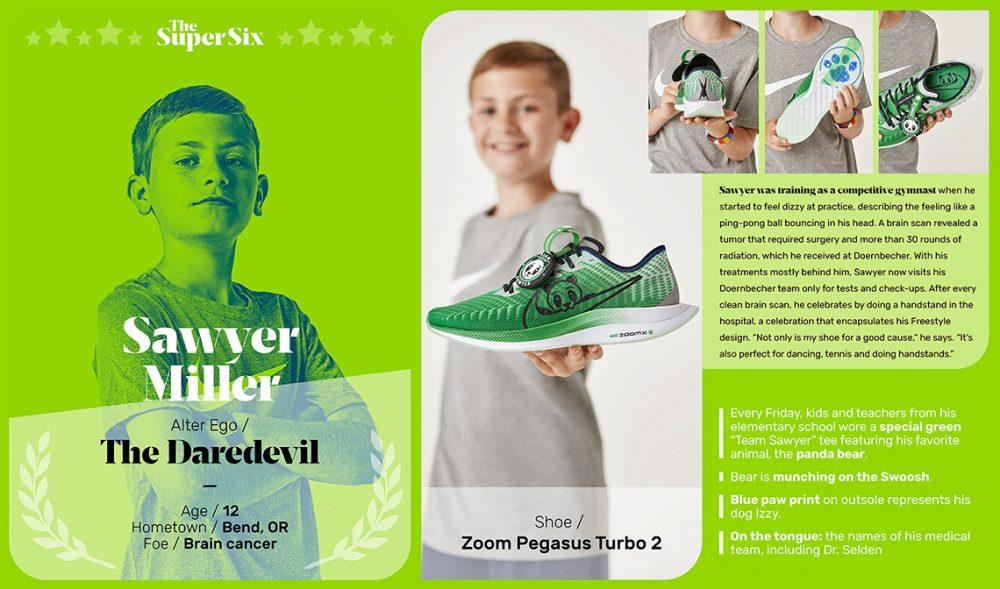 Doernbecher Freestyle 2019 Pegasus Turbo 2 release date 2 1000x589 - Los niños de Doernbecher reinventan las zapatillas más clásicas de Nike