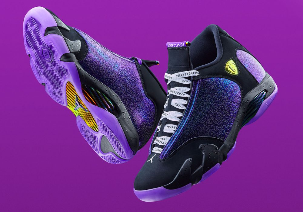 Doernbecher Freestyle 2019 air jordan 14 release date 1 1000x702 - Los niños de Doernbecher reinventan las zapatillas más clásicas de Nike