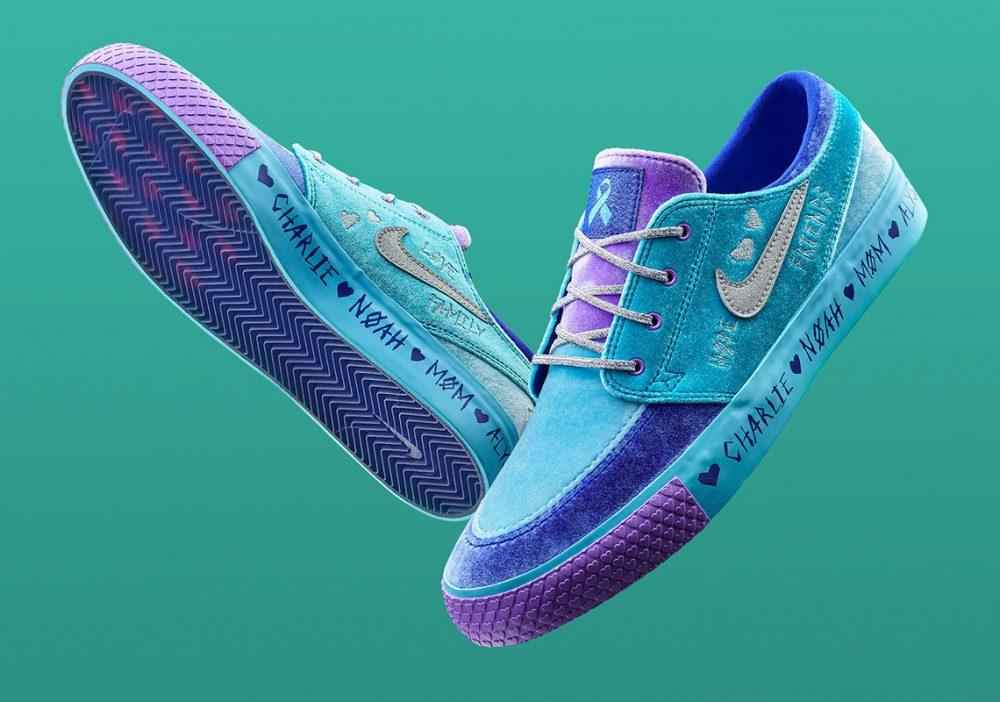 Doernbecher Freestyle 2019 nike sb janoski release date 1 1000x702 - Los niños de Doernbecher reinventan las zapatillas más clásicas de Nike