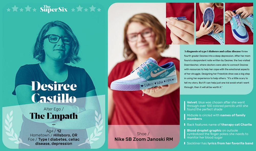 Doernbecher Freestyle 2019 nike sb janoski release date 2 1000x589 - Los niños de Doernbecher reinventan las zapatillas más clásicas de Nike