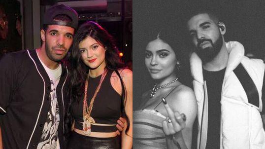 Todo sobre los rumores de romance entre Drake y Kylie Jenner