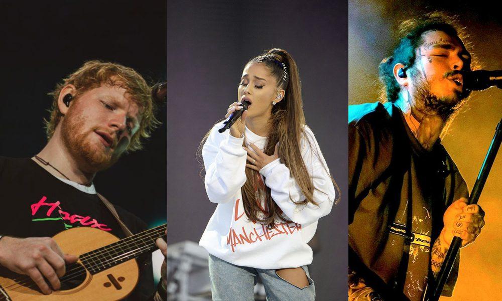 Estos son los artistas más escuchados de Spotify (Octubre 2019)