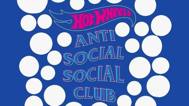 La colección de Anti Social Social Club x Hot Wheels arrasa
