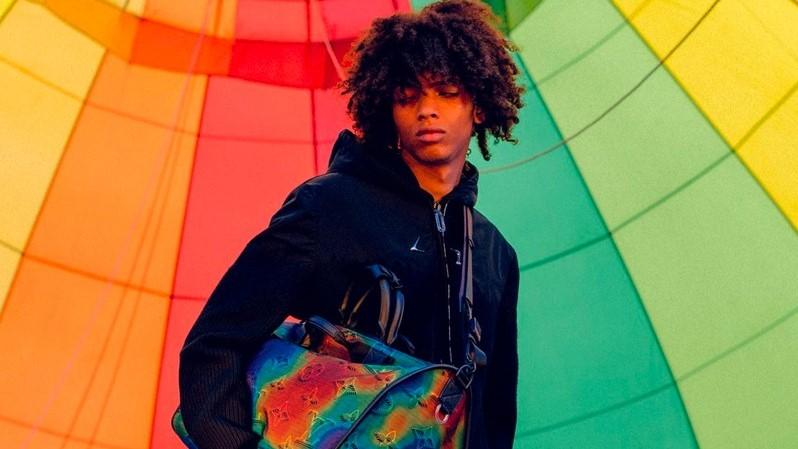 Virgil Abloh lleva a Louis Vuitton al futuro con la colección «2054»