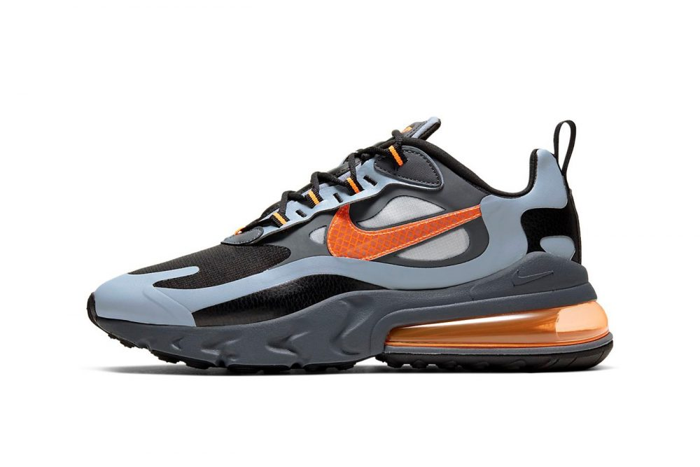 "https   hypebeast.com image 2019 11 nike air max 270 react winter 1 1000x667 - Nike nos traslada de lleno al invierno con sus Air Max 270 React ""Winter"""