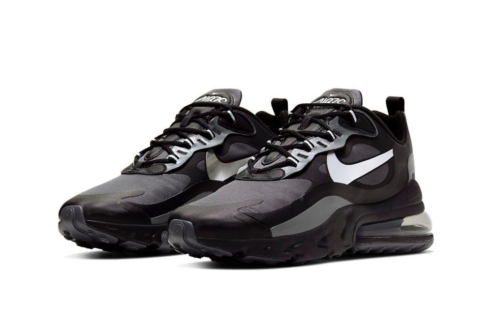 "https   hypebeast.com image 2019 11 nike air max 270 react winter 3 1000x667 - Nike nos traslada de lleno al invierno con sus Air Max 270 React ""Winter"""