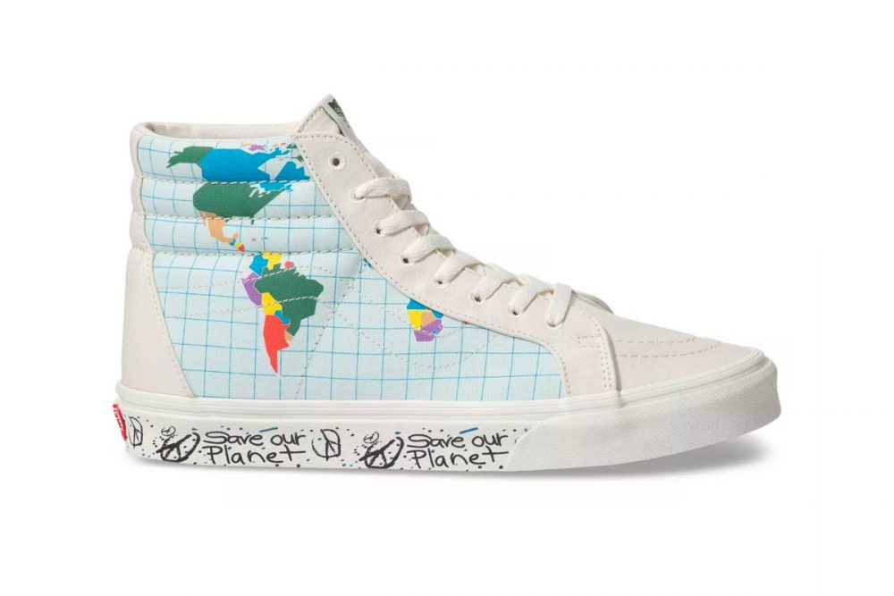 "https   hypebeast.com image 2019 11 vans save our planet collection release 003 1000x667 - Vans saca su lado más ecologista con la colección ""Save Our Planet"""