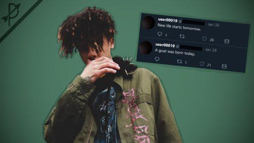 Escucha ya 'Industry Plant', el álbum debut de iann dior
