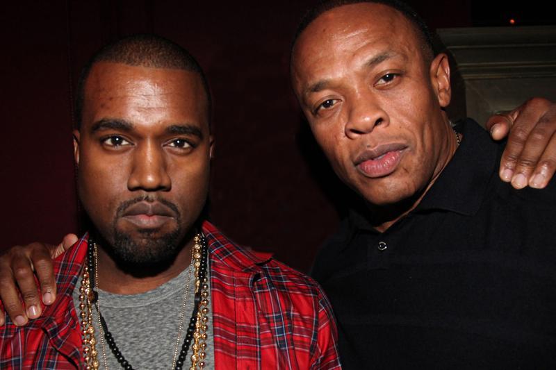 ¿Qué puede salir de un proyecto conjunto entre Kanye West y Dr. Dre?