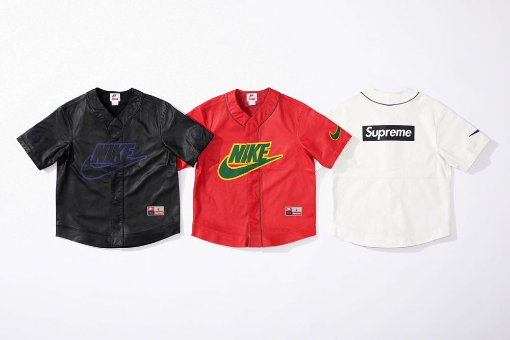 nike supreme fall 2019 14 1000x667 - Nike y Supreme lanzan esta semana su colección para este otoño