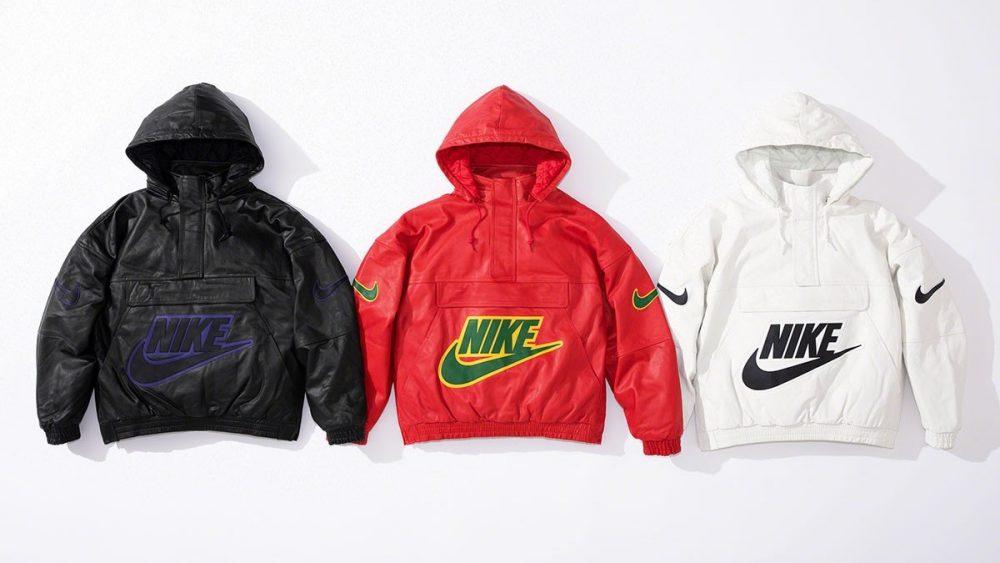 Nike y Supreme lanzan esta semana su colección para este otoño