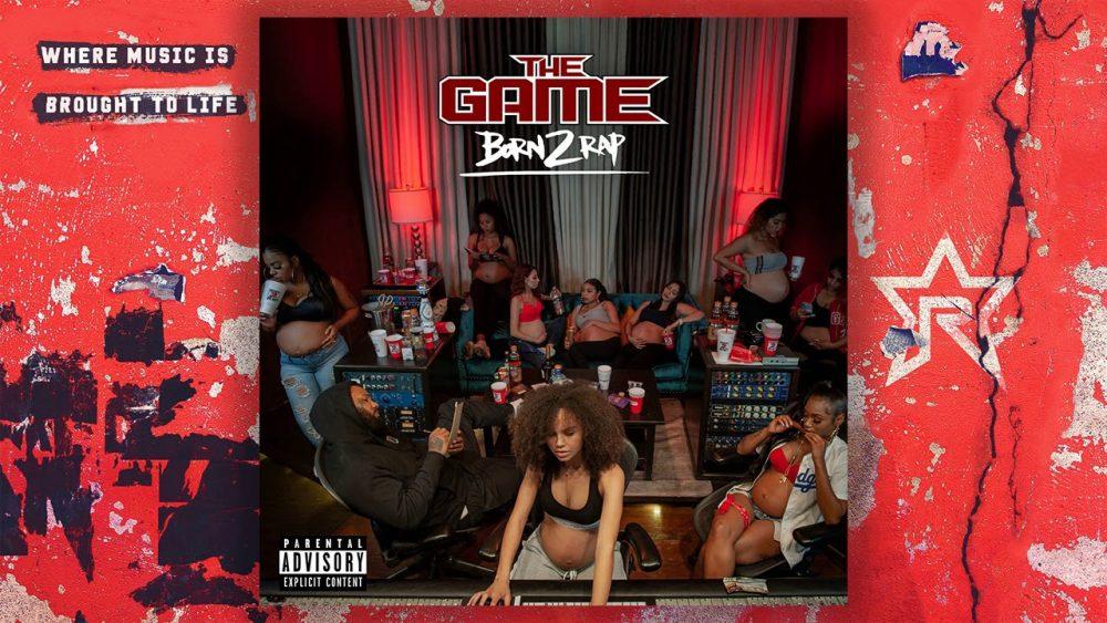 The Game lanza su último álbum 'Born 2 Rap' con Nipsey Hussle y más