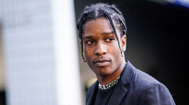 Prohiben a A$AP Rocky hacer donaciones y actuar en una cárcel sueca