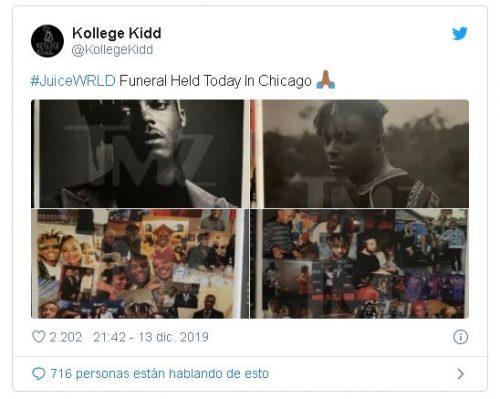 Captura 6 500x399 - Familia y amigos despiden a Juice WRLD en un íntimo y emotivo funeral
