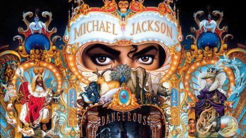 Celebramos los 28 años de 'Dangerous' de Michael Jackson