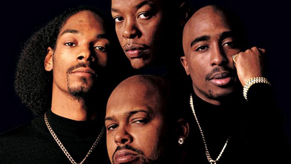 Los tres mejores discos de la historia de Death Row Records