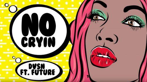 dvsn y Future combaten la tristeza en la discoteca con 'No Cryin'