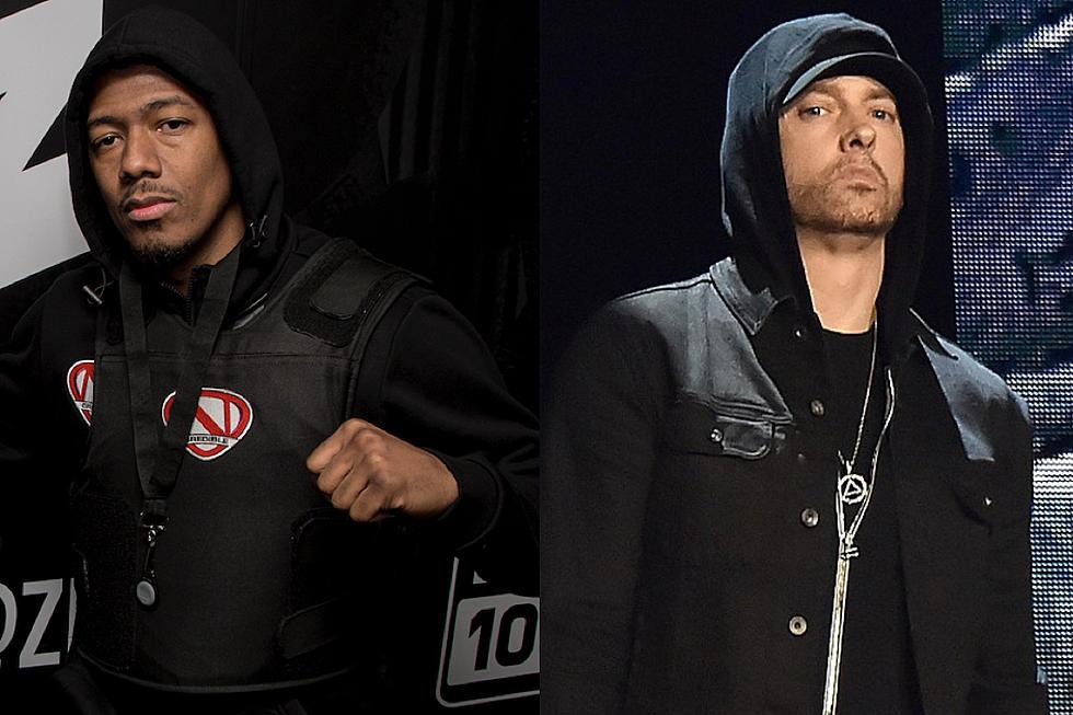 Eminem vs. Nick Cannon: historia de un beef que nunca termina