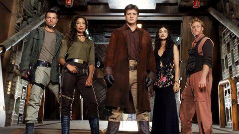 4 razones por las que hay que volver a ver «Firefly»