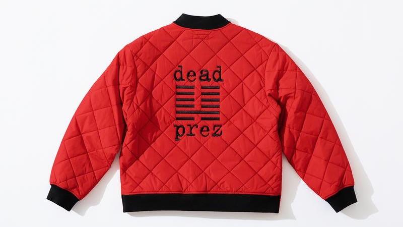 Supreme x Dead Prez ponen fecha a su nueva colección