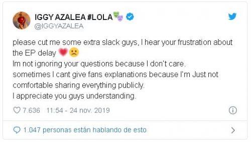 iggy 500x284 - Iggy Azalea lanza 'Wicked Lips', su segundo proyecto de 2019