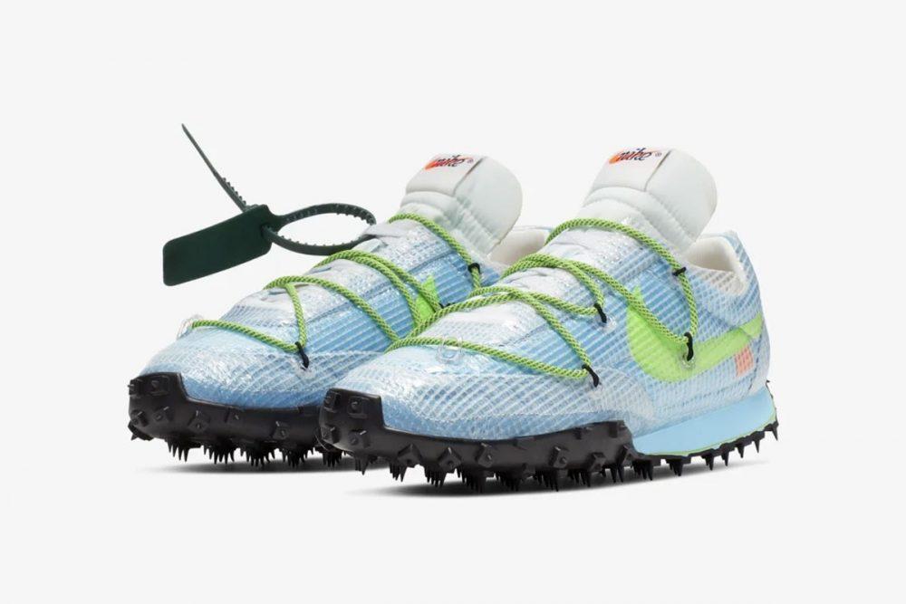 Toda la información sobre las Nike x Off-White Waffle Racer SP