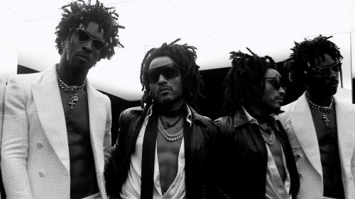 SAINt JHN ficha a Lenny Kravitz para su sensual 'Borders'