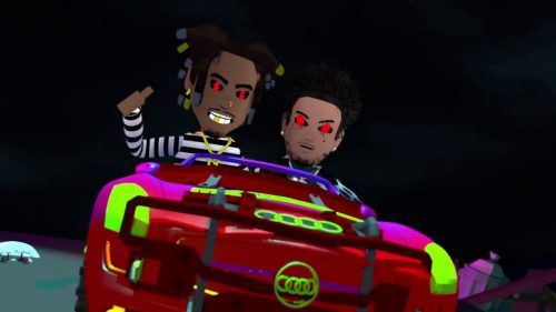 Smokepurpp y Denzel Curry, juntos en la nueva 'What I Please'