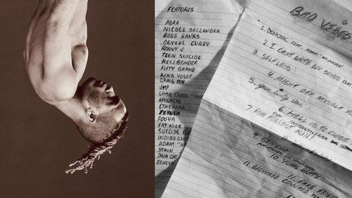 Escucha aquí 'Bad Vibes Forever', el nuevo álbum póstumo de XXXTentacion