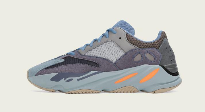 """yeezy2 - Toda la información del lanzamiento de las adidas Yeezy Boost 700 """"Carbon Blue"""""""