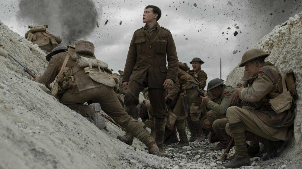 Hablemos de esa obra maestra del cine llamada «1917»