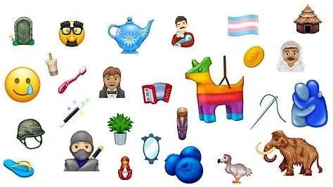 Prepárate porque en este 2020 van a llegar 117 emojis nuevos a tu móvil