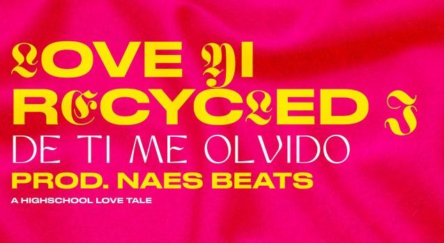 Love Yi y Reclycled J se pasan al disco en 'De ti me olvido'