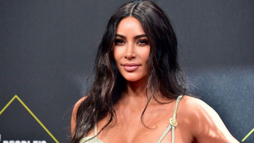 Kim Kardashian está pensando montar su propio bufete de abogados