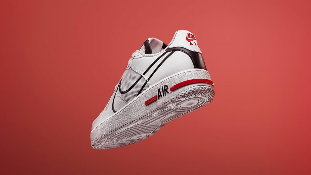 Nike Sportswear SP20 Air Force 1 React 01 hd 1600 1000x563 - Nike presenta unas nuevas Air Force 1 Low con amortiguación React